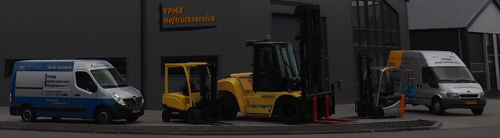 Hyster H8XM-6